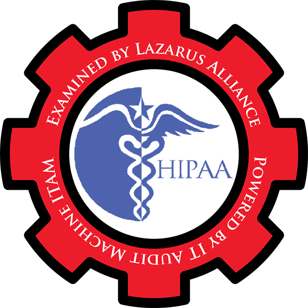 HIPAA Audit from Lazarus Alliance - Proactive Cyber Security!