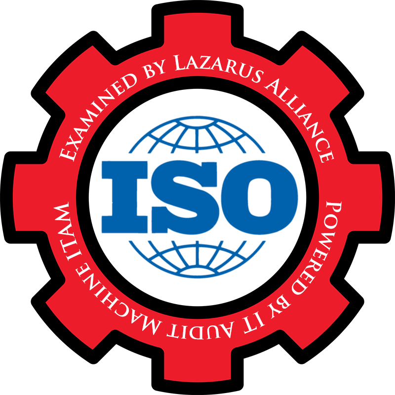 ISO 17020, 27001, 27002, and 27005 services from the experts at Lazarus Alliance. We are proactive cyber security.