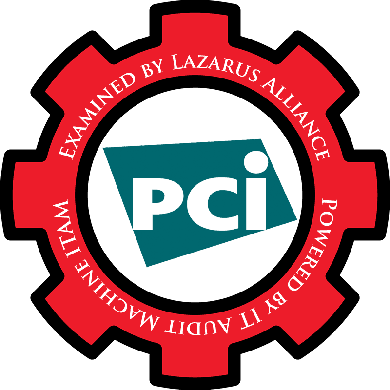 PCI DSS Audit QSA services from the experts at Lazarus Alliance. We are proactive cyber security.