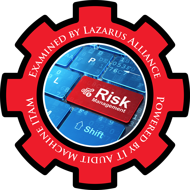 IT Risk Management ITRM and IT Risk Assessment ITRA services from the experts at Lazarus Alliance. We are proactive cyber security.