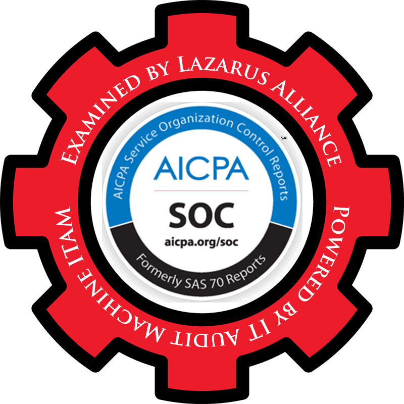 SSAE 16 SOC 1, SOC 2, SOC 3 services from the experts at Lazarus Alliance. We are proactive cyber security.
