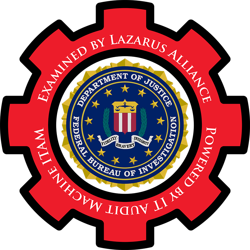 CJIS, Criminal Justice Information Services, FISMA, and NIST audit services from the experts at Lazarus Alliance. We are proactive cyber security.