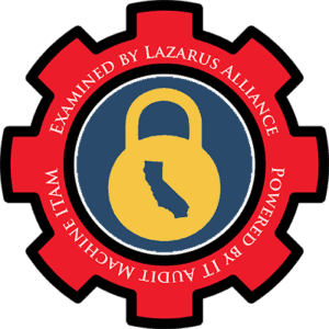 State and Local Privacy Laws and Regulation such as California Consumer Privacy Act (CCPA) audits from Lazarus Alliance